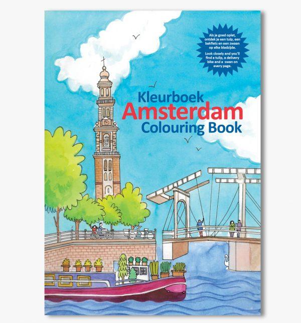 Amsterdam col book